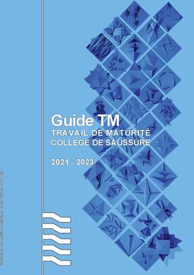 Image originale formant la couverture du guide TM